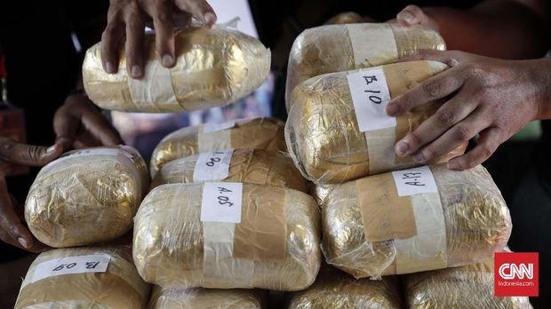 Ilustrasi narkoba. Honduras masih dilanda kasus narkoba.