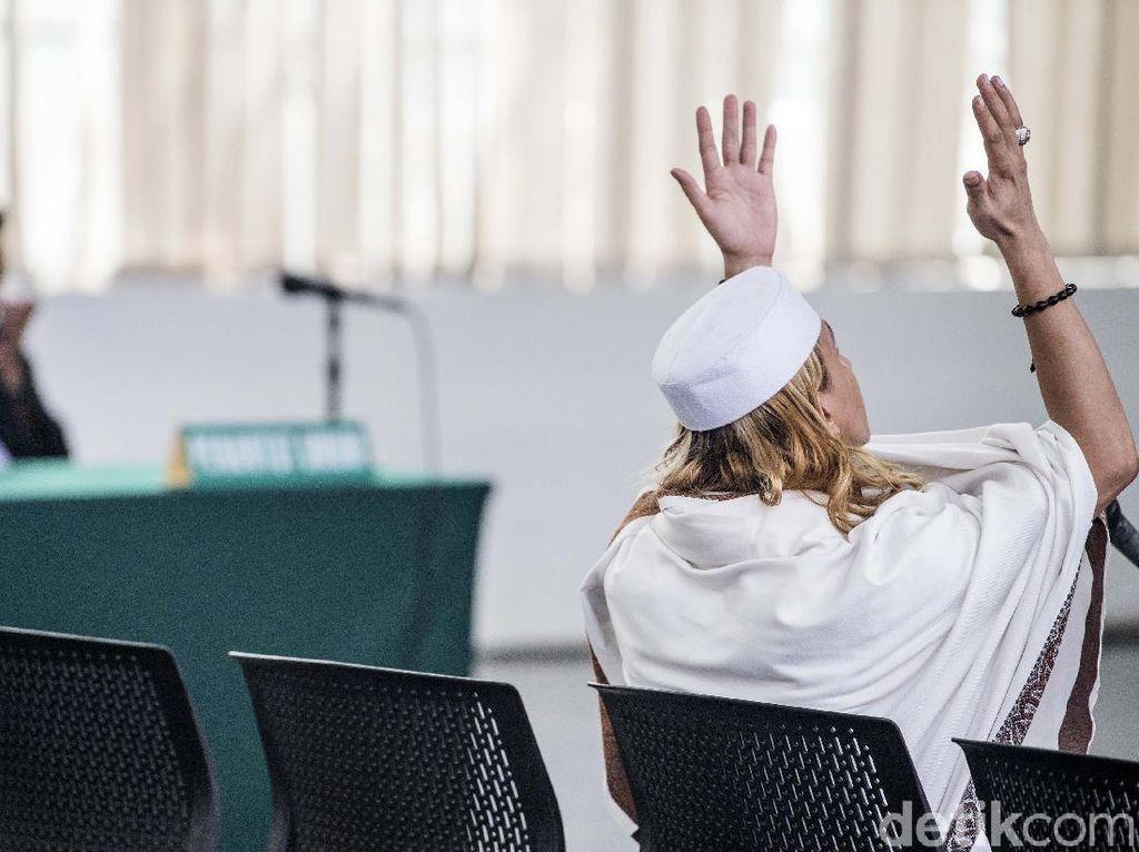 Vonis 3 tahun Penjara Habib Bahar, Hakim Tolak Semua Pembelaan