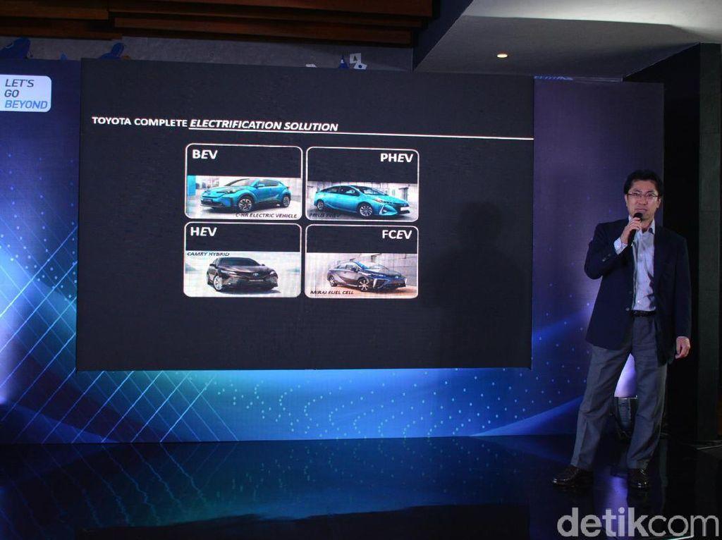 Toyota Pamer Teknologi di GIIAS 2019, Targetnya?