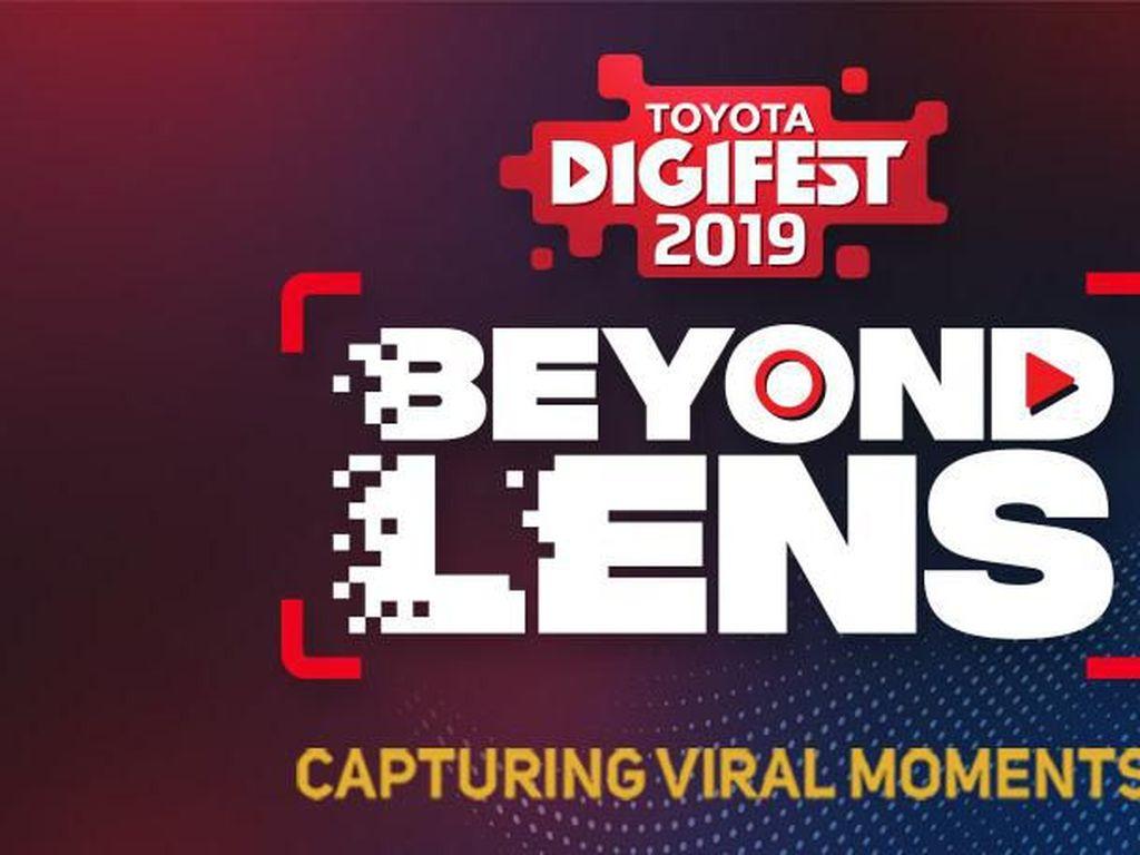 Toyota Datangkan YouTuber Termahal Asal AS di Toyota Digifest 2019