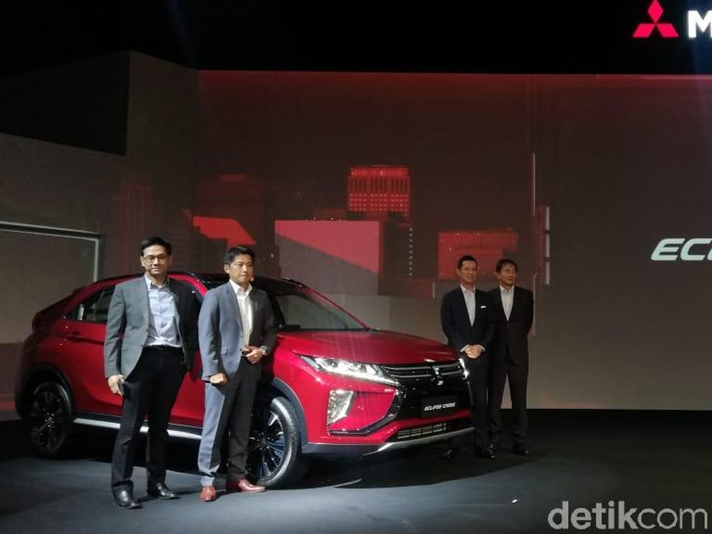 Akhirnya, Mitsubishi Bawa Mobil Terbaik Jepang ke Indonesia