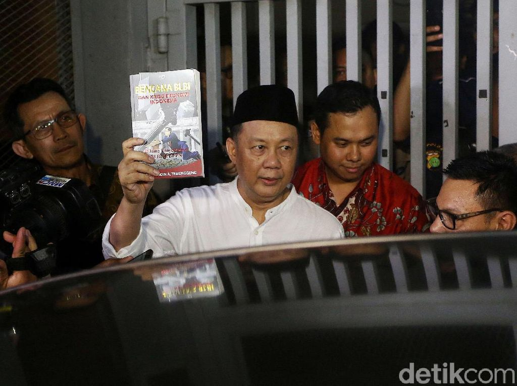 MA Apresiasi KPK Jalankan Putusan Kasasi Lepas Terdakwa BLBI Syafruddin