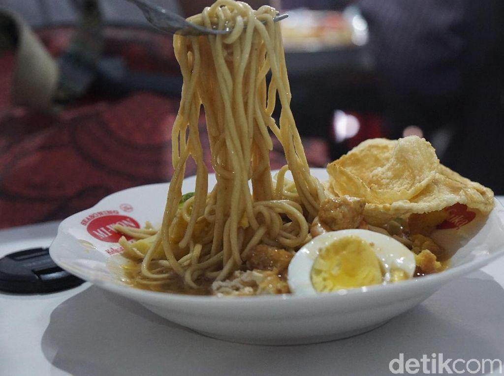 Foto: Kuliner Legendaris Belitung, Mie Atep