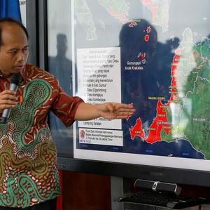 Sebelum Jokowi, Almarhum Sutopo Juga Pernah Raih 'Asian of The Year'