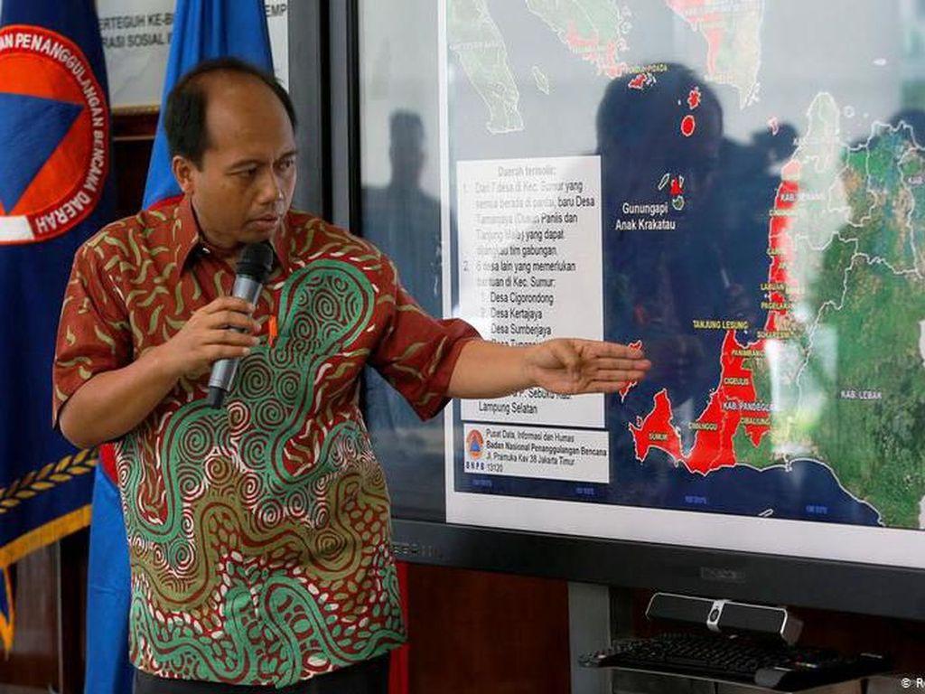 Media Internasional Beritakan Sutopo Purwo Nugroho, Sorot Dedikasi Kerjanya