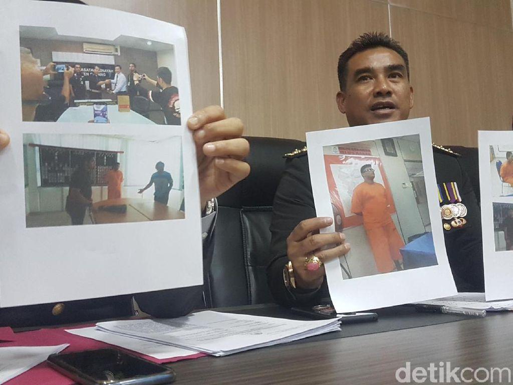 2 Perampok 6 Kg Emas Diproses Polisi Malaysia karena Kasus Pencurian