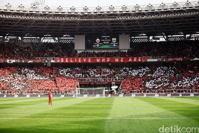 Setelah setengah dekade, duel Persija dengan Persib digelar di Stadion Utama Gelora Bung Karno, Rabu (10/7). Laga ini merupakan laga kandang kedua Persija di Liga 1 2019.