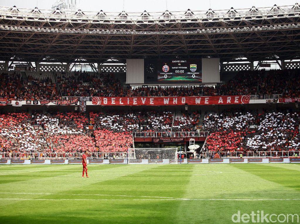 Punya Waktu Istirahat Lebih Panjang ketimbang Arema FC, Persija: Bukan Keuntungan