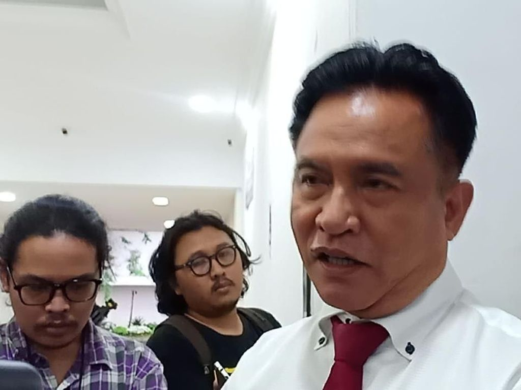Jokowi-Prabowo Bertemu, Yusril Bicara Peluang Amnesti-Abolisi Tersangka Makar