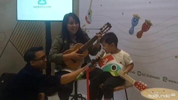 Cerita Chua 'Kotak' tentang Pengaruh Musik pada Kedua Anaknya