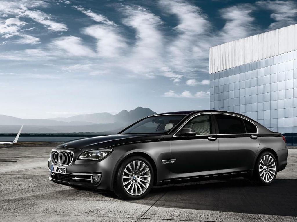 Bukan Presiden Juga Bisa Beli Mobil Anti-peluru BMW