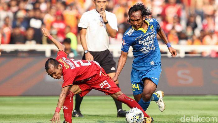 Liga 1 2020 direncanakan bergulir mulai 1 Maret mendatang. Foto: Rifkianto Nugroho