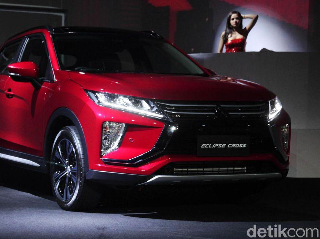 Mitsubishi Eclipse dan Outlander PHEV Gempur Pasar Indonesia