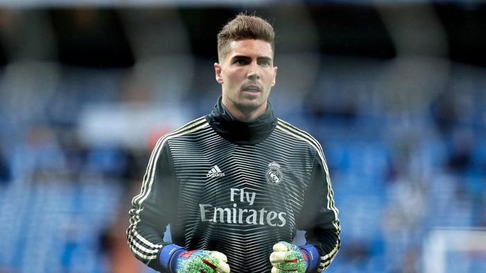 Real Madrid meminjamkan Luca Zidane ke Racing Santander (Foto: Gonzalo Arroyo Moreno/Getty Images)