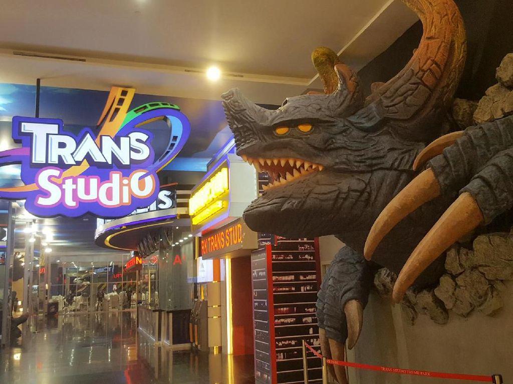Trans Studio Cibubur Punya 2 Wahana Canggih, Pertama di Dunia!