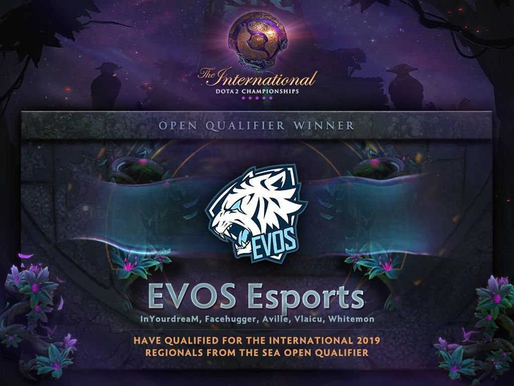 EVOS eSport Luncurkan Program Membership se-Asia Tenggara