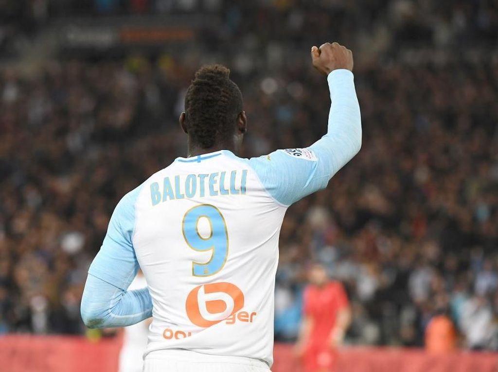 Balotelli Tinggalkan Marseille, Akan Lanjut ke Mana?