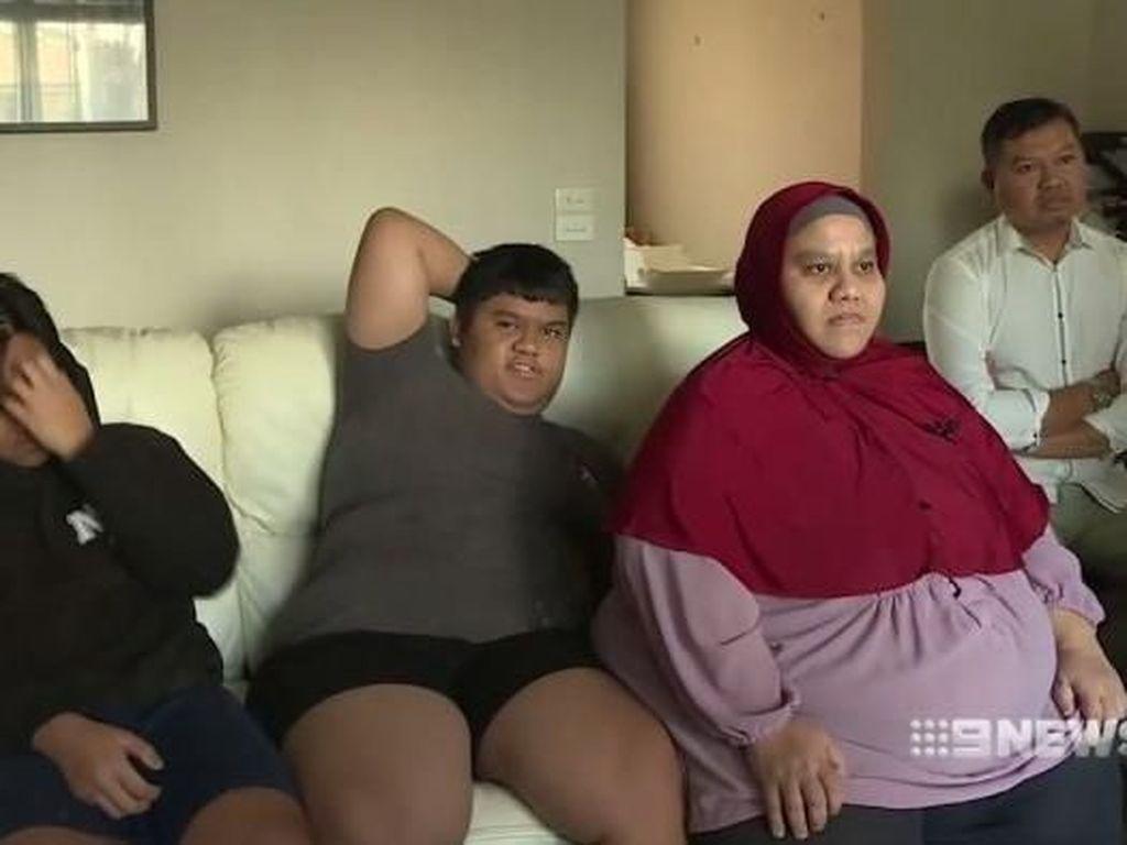 Keluarga Dimas Tri Wibowo Masih Menunggu Keputusan Menteri Australia