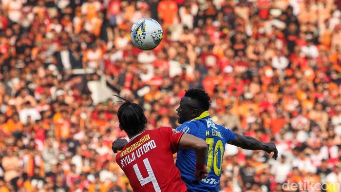 Persija Jakarta dan Persib Bandung mendapat lisensi AFC (Rifkianto Nugroho/detikSport)