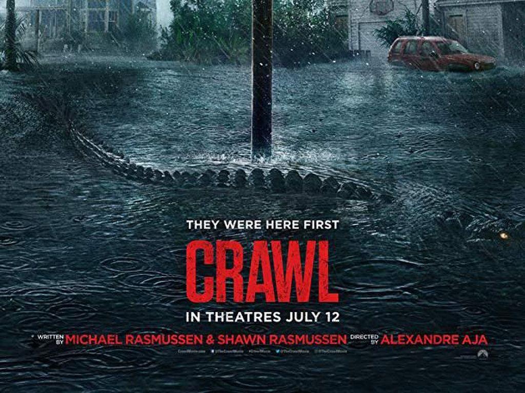 Crawl: Berenang dari Kejaran Buaya