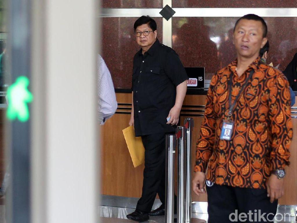 KPK Periksa Laksamana Sukardi Dalami Kasus SKL BLBI