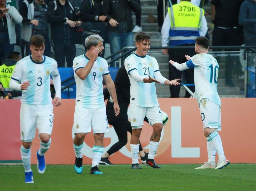 Dybala: Kata Siapa Saya Tidak Bisa Main Bareng Messi?