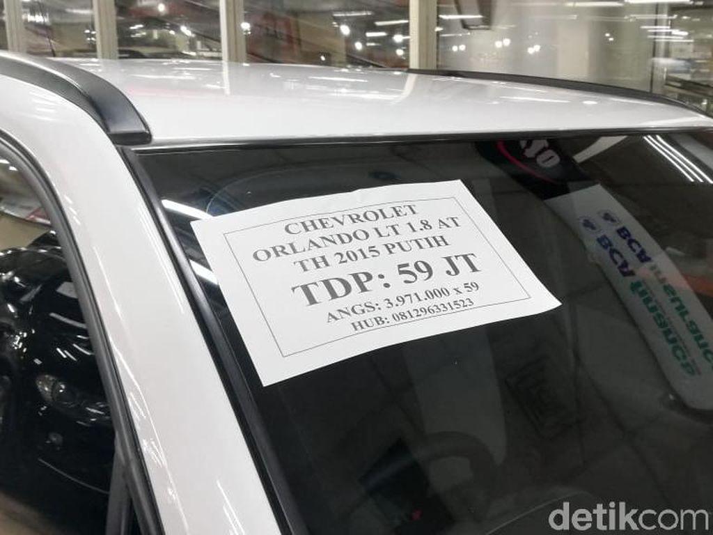 GM Cabut, Orang Tak Berani Beli Mobil Bekas Chevrolet