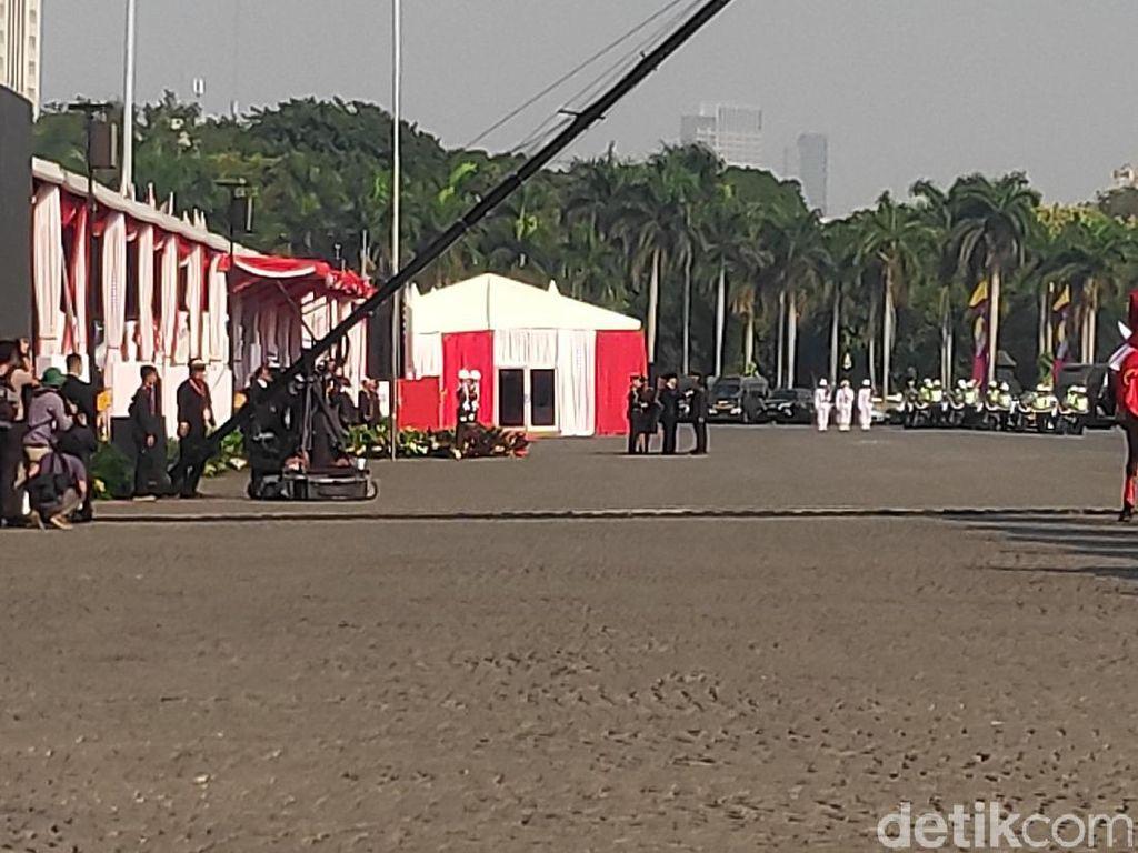 Hari Bhayangkara, Jokowi Beri 5 Instruksi ke Polri