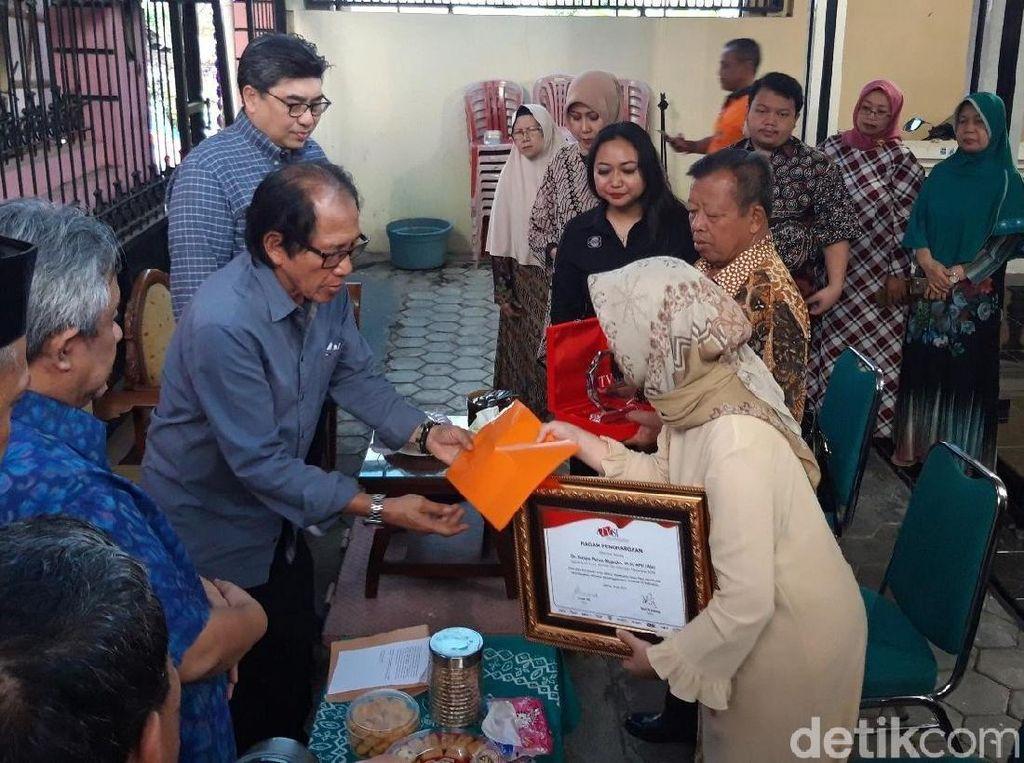 Berjasa ke Pers, ATVSI Beri Penghargaan ke Alm Sutopo Purwo Nugroho