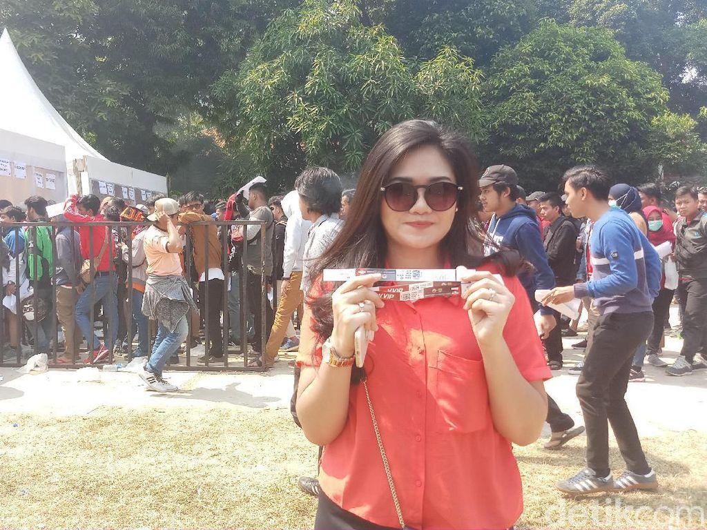 Menjamu Semen Padang di Stadion Patriot, Persija Cetak 12 Ribu Tiket