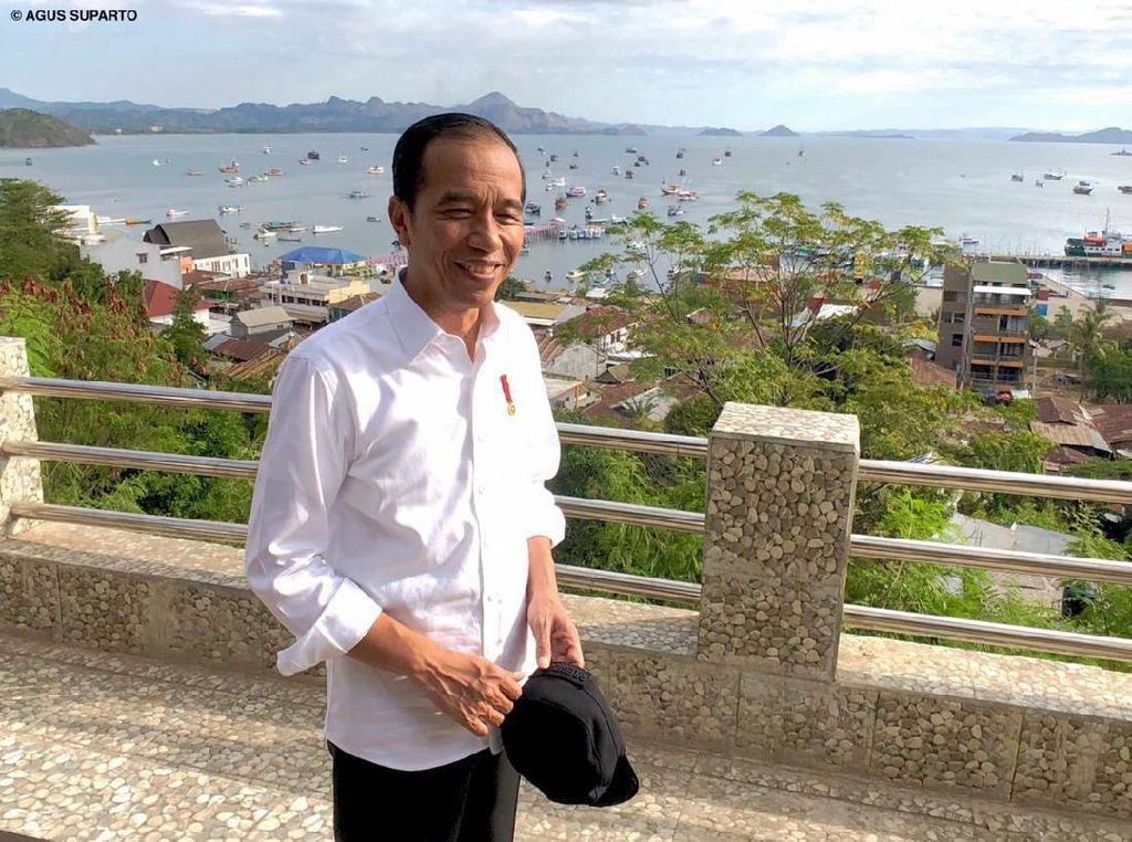 Jokowi Minta Parpol Setor Menteri Muda: Kalau Tak Ada Kita Cari Sendiri