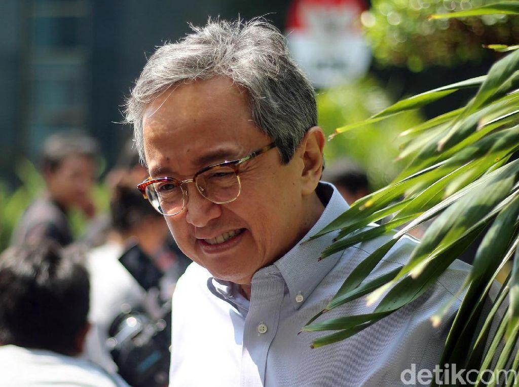 Senyum Glenn Yusuf Usai Diperiksa Soal Kasus Korupsi BLBI