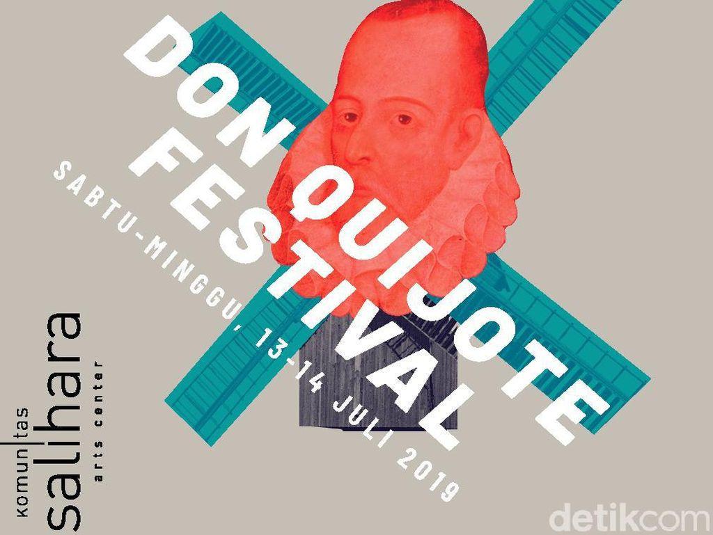 Festival Don Quijote Siap Membius Publik Jakarta Akhir Pekan Ini