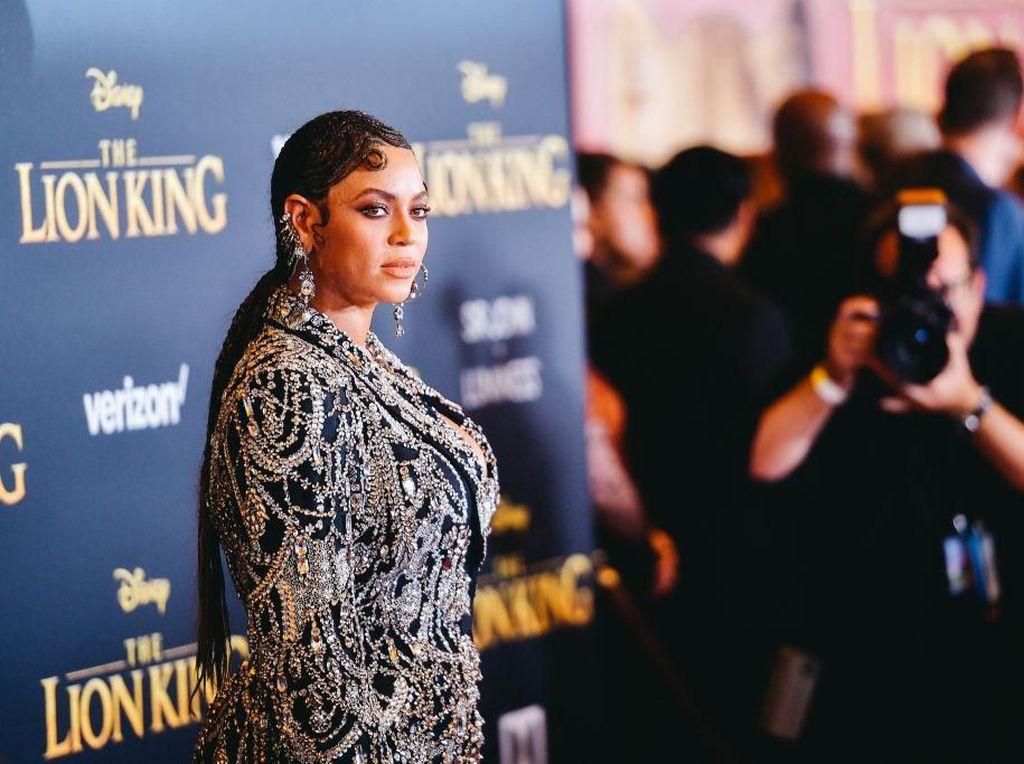 Beyonce Beri Pesan Antirasisme ke Angkatan 2020 Saat Wisuda Virtual
