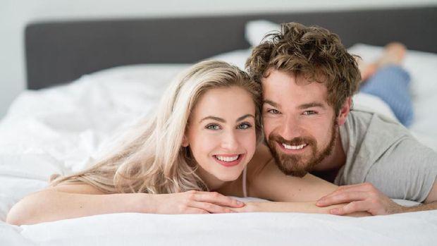 Ilustrasi obat kuat untuk pasangan pria