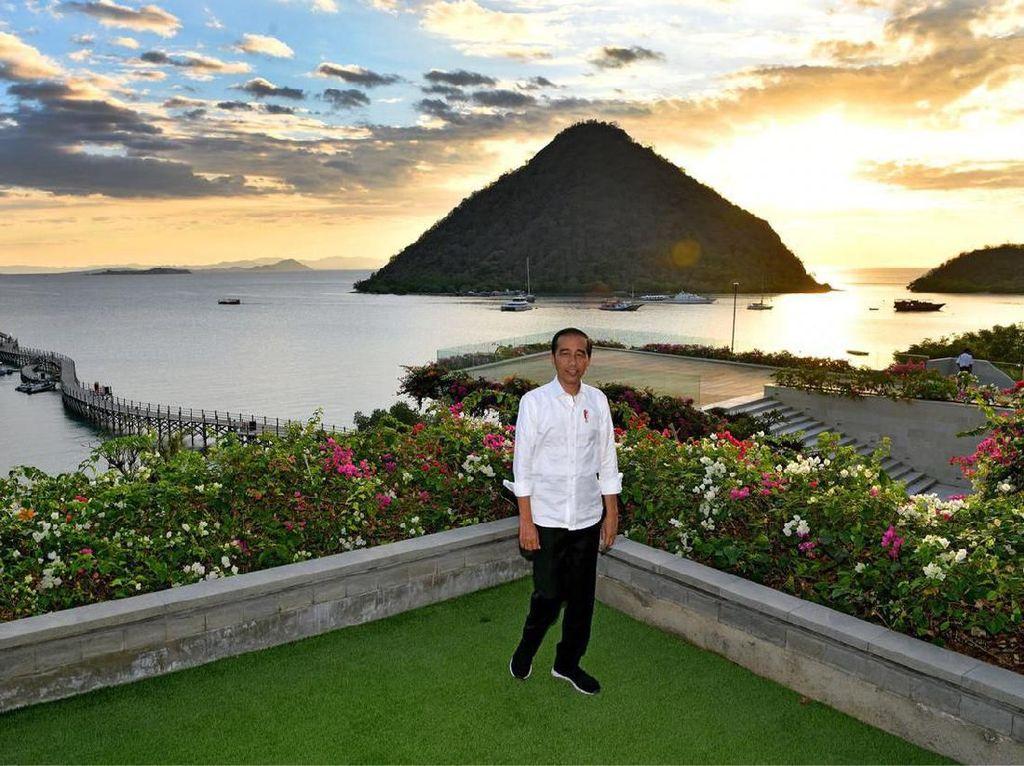 Ke Labuan Bajo, Jokowi Akan Tinjau Puncak Waringin hingga Resmikan Hotel