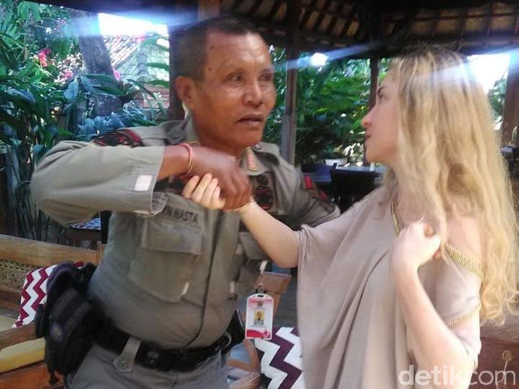 Ngamuk di Vila Bali, Turis Rusia Dibawa Satpol PP ke RSJ