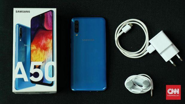 EMB- Samsung A50