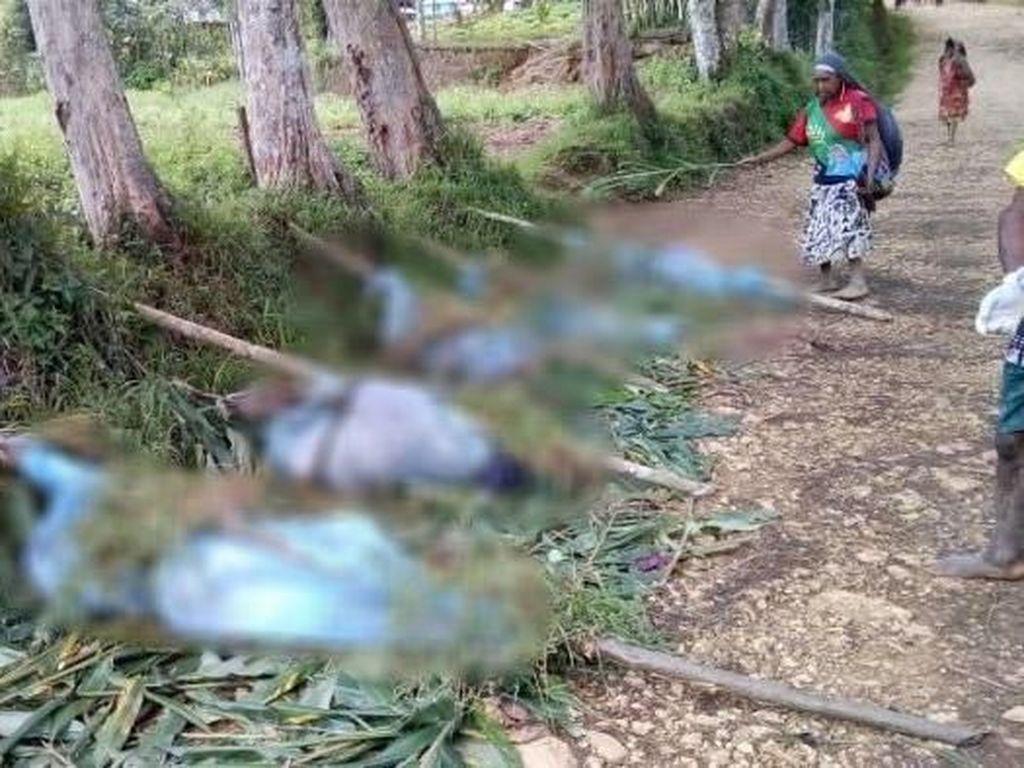 Pembantaian Etnis Terjadi Lagi di PNG, 16 Wanita dan Anak-anak Jadi Korban