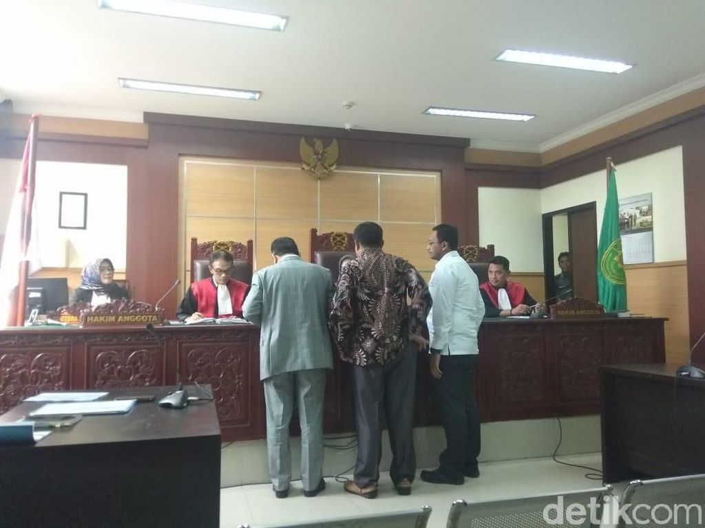 Gugatan Perdata Terkait Audit BPK soal BLBI Digelar di PN Tangerang