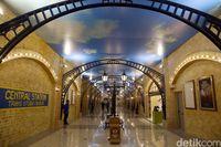 Trans Central Station (Grandyos Zafna/detikcom)