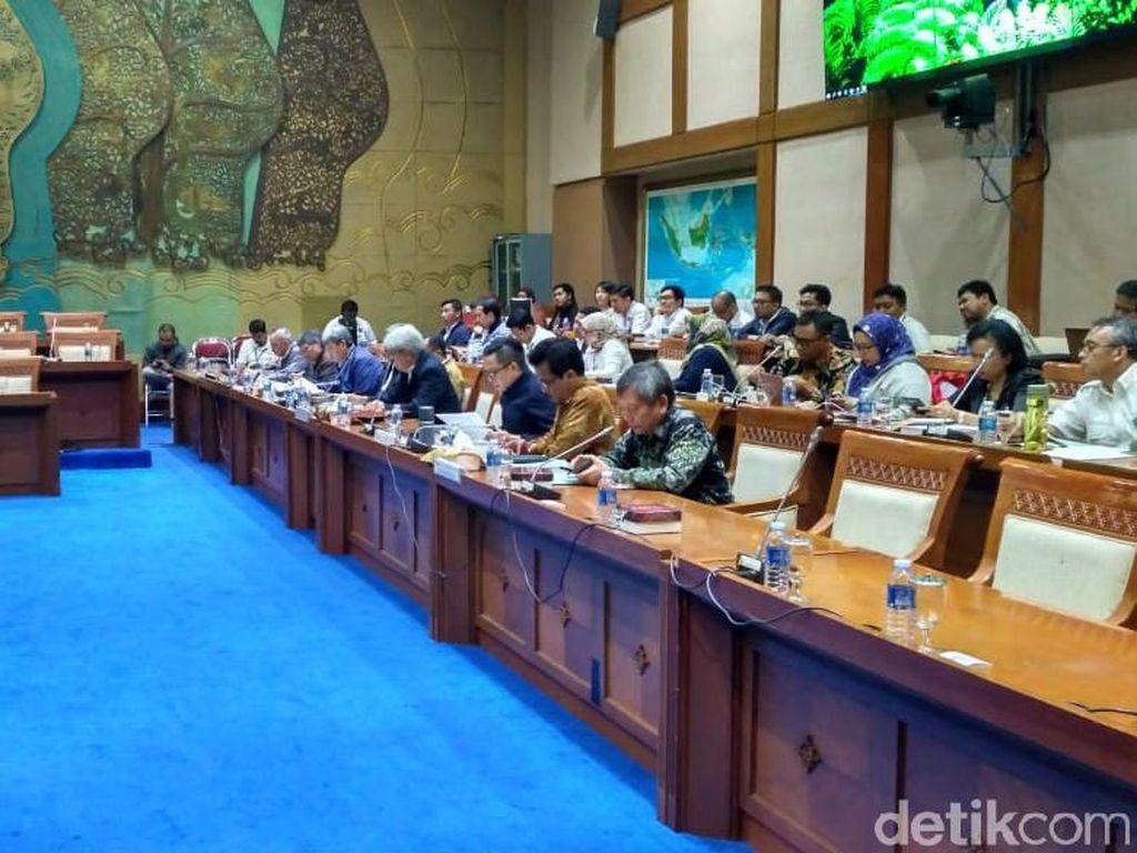 Gara-gara Data Jaminan Pascatambang, DPR Tunda Rapat  Bareng ESDM
