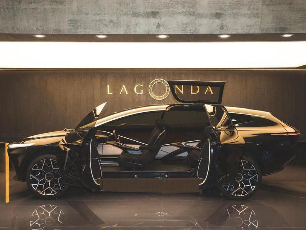 Siap-siap Aston Martin Bakal Kenalkan Mobil Otonom