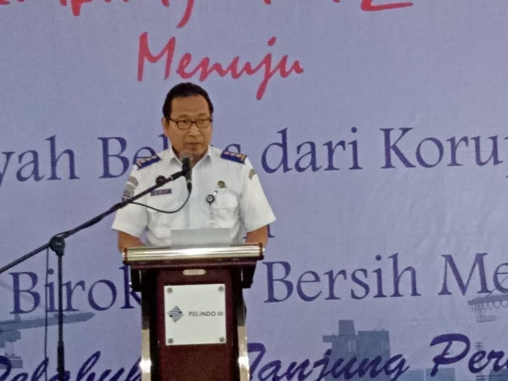 Institusi di Pelabuhan Tanjung Perak Deklarasi Pembangunan Zona Integritas