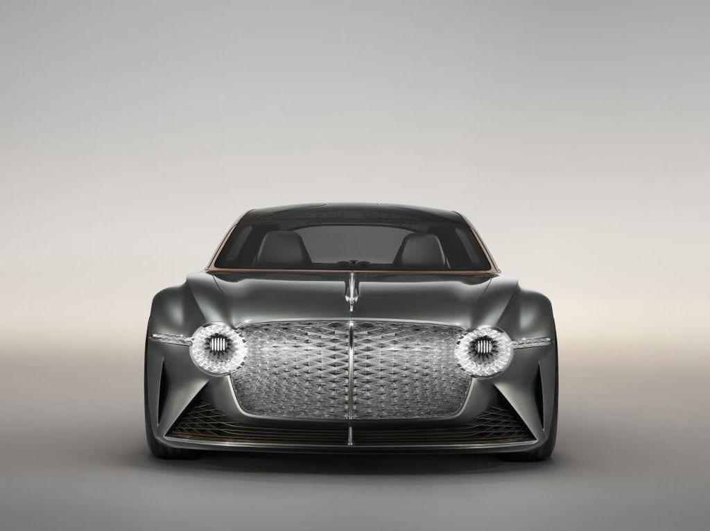 Bentley Siap Ucapkan Good Bye pada Mesin W12 dan V8