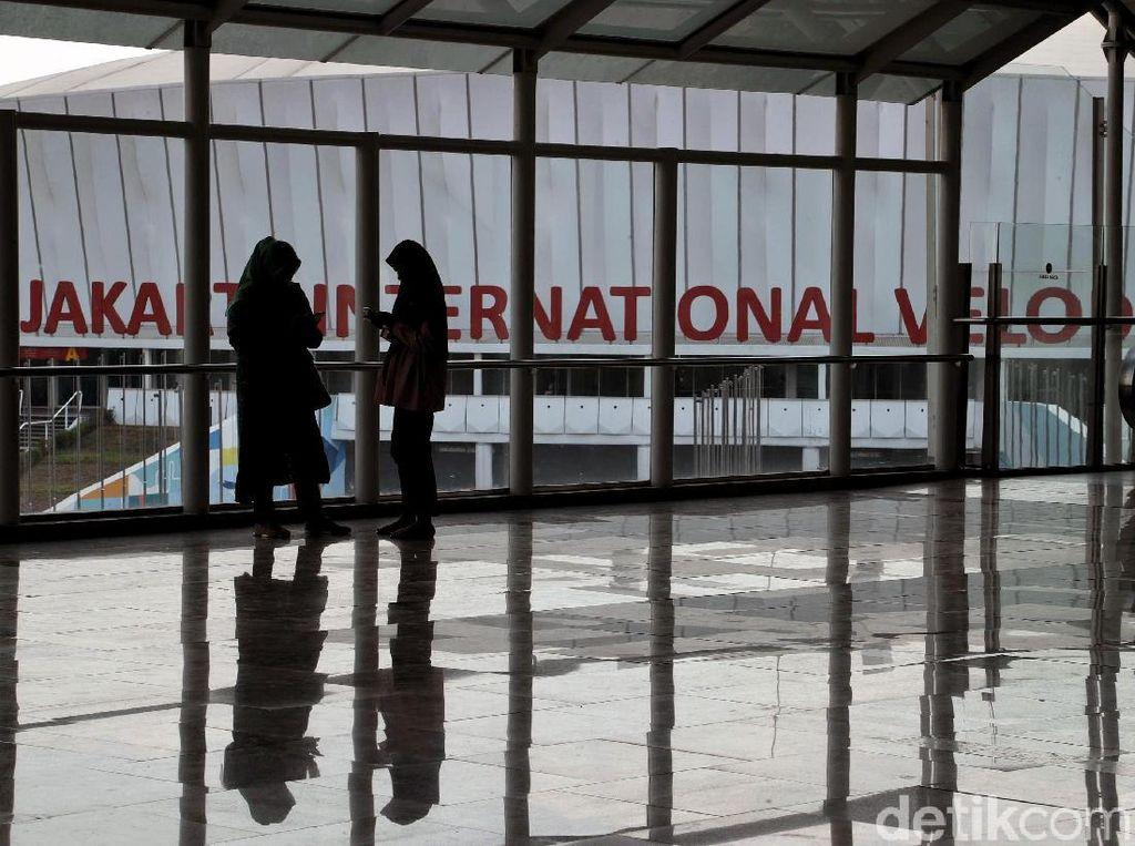 Lewat Skybridge, LRT dan Transjakarta Kini Terintegrasi