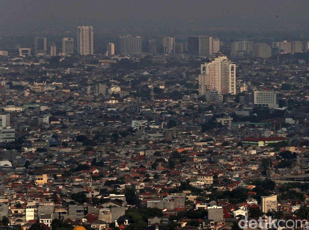 Polusi Udara Jakarta Tinggi, Risiko Penularan TBC Meningkat