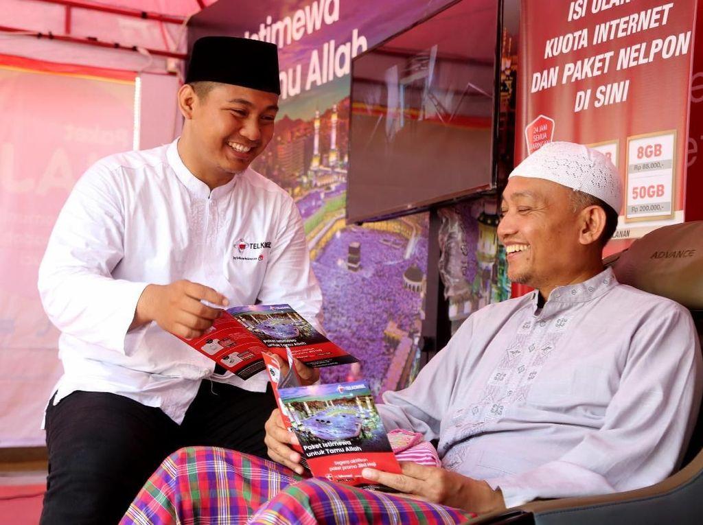 Maksimalkan Layanan Komunikasi Ibadah Haji