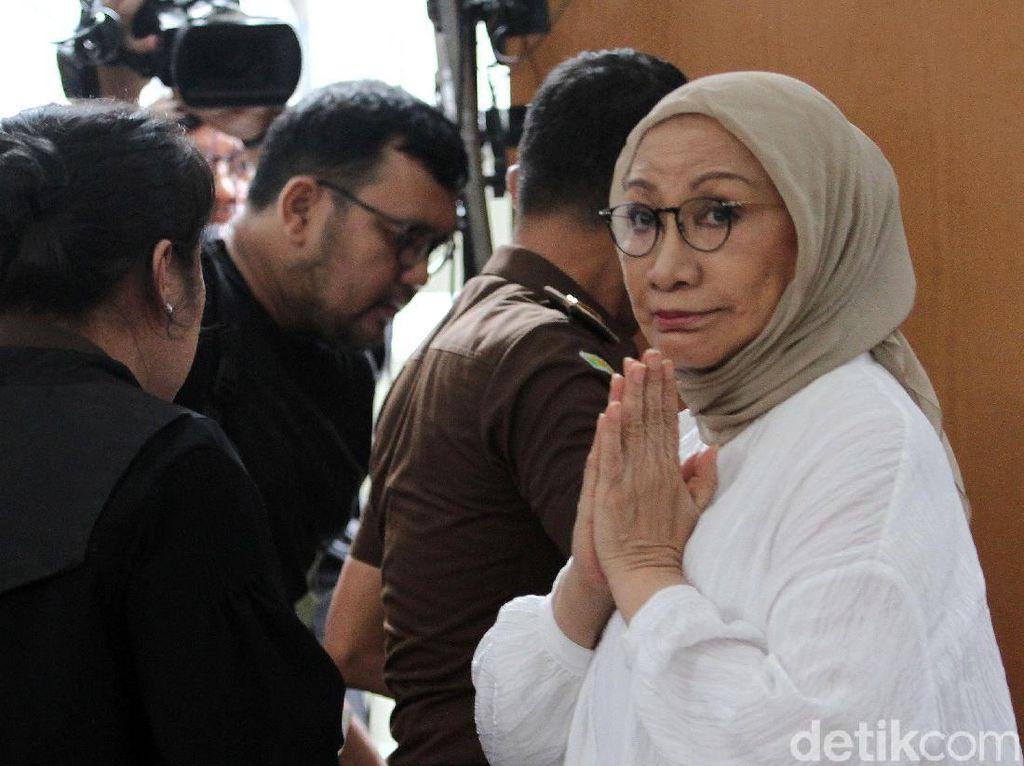 Ratna Sarumpaet Tak Ajukan Banding atas Vonis 2 Tahun, Ini Alasannya