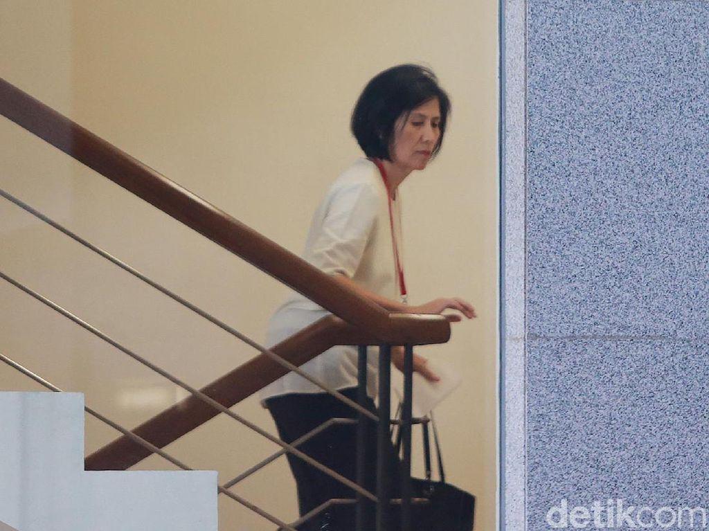 KPK Kembali Panggil Sallyawati Rahardja Terkait Kasus Emirsyah Satar
